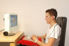 Jugendliche profitieren vom Neurofeedback genauso