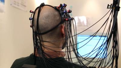 Neurofeedback - Neurofeedback und NIRS for ADHD